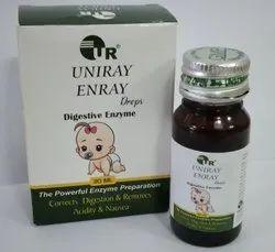 Herbal And Ayurvedic Enzyme Drop