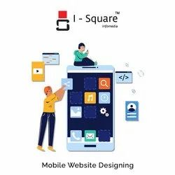 HTML5/CSS Static Mobile Website Designing Service, With Online Support