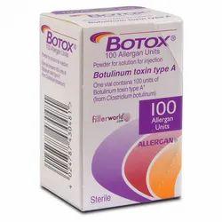 Botox 100 Iu Vial Botulinum Toxin