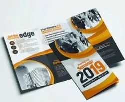 Brochure Printing Services, in India