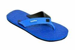 Blue Gents Hawaii Slipper
