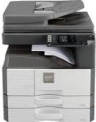 Sharp Photocopier Machine Repairing