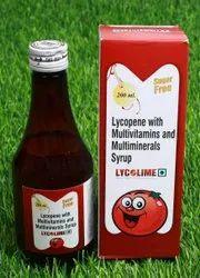 Lycopene Antioxidant Syrup