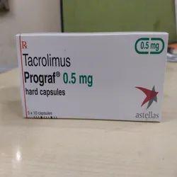 Tacrolimus Capsules 0.5 mg