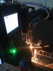 Fully Automatic Oxy Fuel Cutting Machine