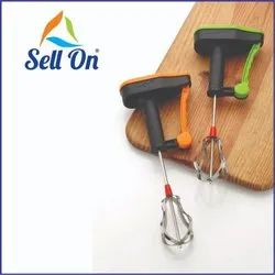 Non Electric Manual Hand Blender