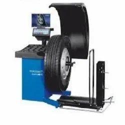 Hofmann Truck Wheel Balancer Videographic Model - Geodyna 4800 2l