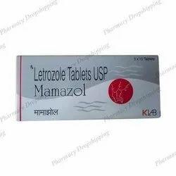 Mamazol 2.5 mg Tablets