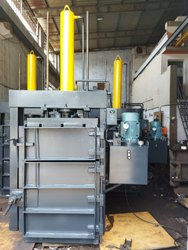 Baling Press Machine In Ahmedabad
