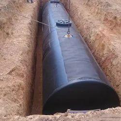 Zinc Aluminium Black 2000 Litre Underground Water Storage Tank