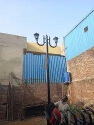 Decorative Designer Pole