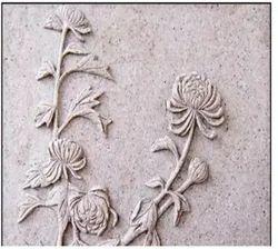 CL3D065 Granite Carving Panel