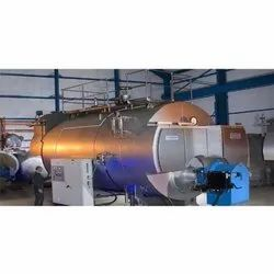 Waste Heat Recovery Steam Boiler 1000-2000 kg/hr