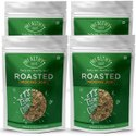 Healthy Treat Roasted Green Moong JOR Combo 600 gm (Pack of 4, 150 gm Each)  Gluten Free, Vegan