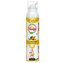 200ml Vaalga Refined Sunflower Cooking Oil Spray