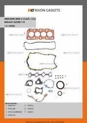 Head Gaskets India Mercedes benz A Class / CLA Renault Duster 110  Diesel 1.5L Overhaul Gaskets Sets