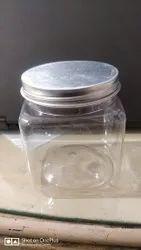 500 ml Square Pet Jar