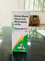 Dextrose, Minerals, Vitamin C & D3, Methylcobalamin with Zinc
