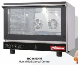 Convection Oven With Manual Steam