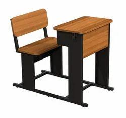 Classroom Single Seater Desk