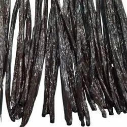 Black Madagascar Vanilla Beans, A Grade