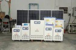 SunGarner Inverter-PCU Solar Kit, For Residential, Capacity: 1 Kw
