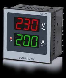 AV-22 Digital Ampere Volt Meter