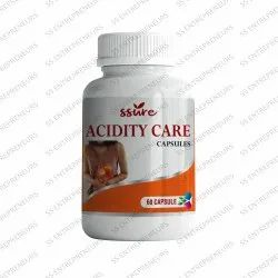 Ssure Acidity Care Capsule SS Entrepreneurs For Acidity Relief