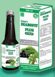 Future's Anti Diabetic Syrup, Packaging Type: Bottle, Packaging Size: 200 ml