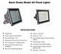 20W Solar Flood Light Down Chowk Glass Model