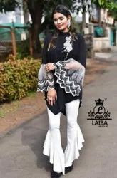 Pakistani Fancy Top And Pant