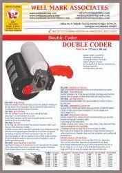 Double Carton Marking Coder 195 Mm X 350 Mm