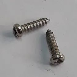 Full Thread Polished M2 ab type Ms Screw, Size: 8 mm