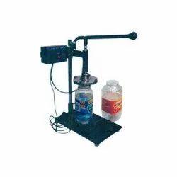 MS Jar Sealing Machine