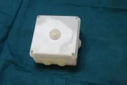 5/5 Waterproof PVC Square Junction Box For CCTV Cameras