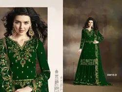 Raazi Designer Heavy Salwar Suit