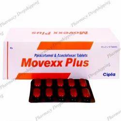 Movexx Plus Tablet