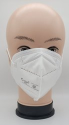 C-Cure Protection ISI Marked N95 Mask For Corona-Virus And Germ Protection