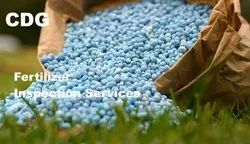 Fertilizer Inspection Services in India