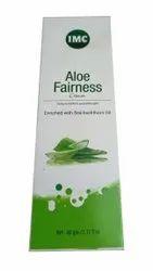IMC Aloe Fairness Cream, Type Of Packaging: Tube, Packaging Size: 60 G