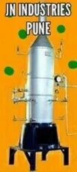 Wood & Coal Fired 500-1000 kg/hr Steam Boiler