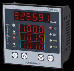 DSM-14N Dual Source Multi Function Meter