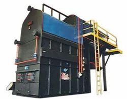 Oil & Gas Fired 3000 kg/hr Steam Boiler IBR Approved