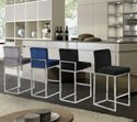 Poly urithin polished Hotel /Restaurant chair