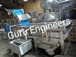 Mushroom Processing Machinery
