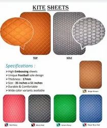 Printed Rubber Sole Sheet