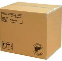 Multicolor(CMYK) Brown Printed Corrugated Boxes, For Gift & Crafts, Weight Holding Capacity (kg): 5 - 10 Kg