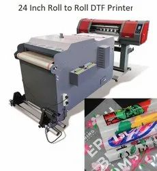 24 Inch Roll To Roll DTF Printer