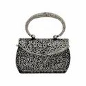 Metal Silver Plated Clutch For Party, Wedding & Corporate Gift