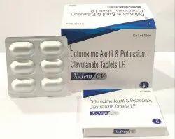 Cefuroxime Potassium Clavulanate Tablets